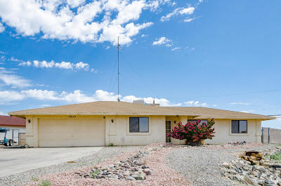Mohave County Single Family Home For Sale: 3264 Iroquois Dr