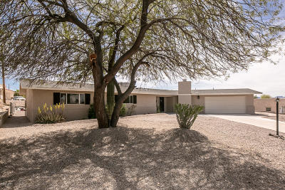 Lake Havasu City Single Family Home For Sale: 3090 Thistle Dr
