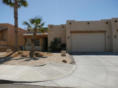 Lake Havasu City Condo/Townhouse For Sale: 3640 Lost Dutchman Dr #102