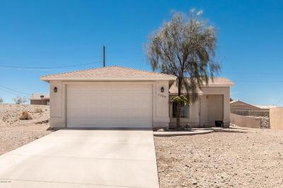 Lake Havasu City AZ Single Family Home For Sale: $224,900