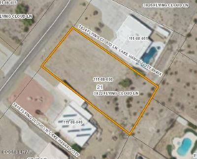 Lake Havasu City Residential Lots & Land For Sale: 3822 Flying Cloud Ln