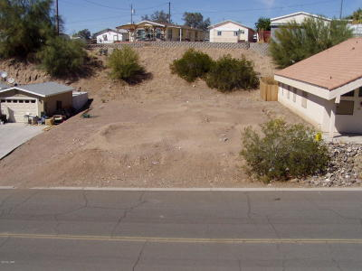 La Paz County Residential Lots & Land For Sale: 31996 Rio Vista Rd
