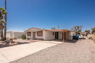Lake Havasu City Single Family Home For Sale: 3171 Kiowa Blvd S