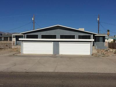 Lake Havasu City Multi Family Home For Sale: 1370 N Lake Havasu Ave
