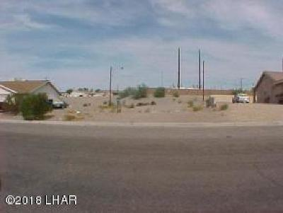 Lake Havasu City Residential Lots & Land For Sale: 3725 Clearwater Dr