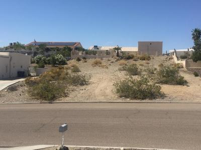 Lake Havasu City Residential Lots & Land For Sale: 2463 Clarke Dr