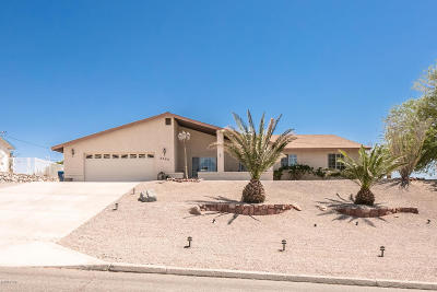 Lake Havasu City AZ Single Family Home For Sale: $384,900