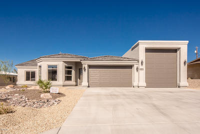 Lake Havasu City Single Family Home For Sale: 2381 N Rainbow Ave