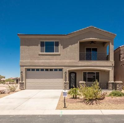 Lake Havasu City AZ Single Family Home For Sale: $469,900