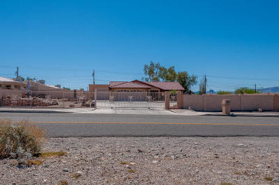 Lake Havasu City Single Family Home For Sale: 2070 Holly Ave