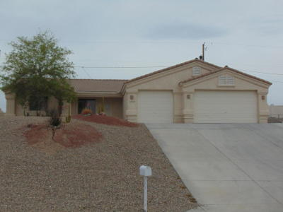 Lake Havasu City Single Family Home For Sale: 2310 Porpoise Dr