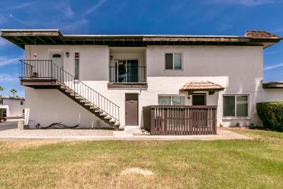 Lake Havasu City Condo/Townhouse For Sale: 1827 Montana Vista #D