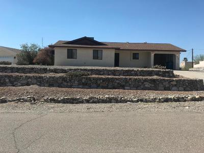 Single Family Home For Sale: 2131 Wallapai Dr