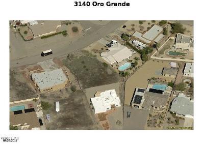 Lake Havasu City Residential Lots & Land For Sale: 3140 Oro Grande Blvd