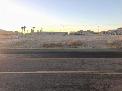 Lake Havasu City AZ Residential Lots & Land For Sale: $124,900