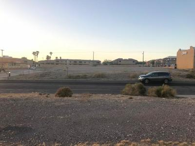 Lake Havasu City Residential Lots & Land For Sale: 3207 Maricopa Ave