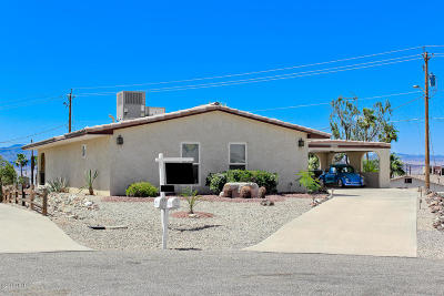 Lake Havasu City AZ Single Family Home For Sale: $282,000
