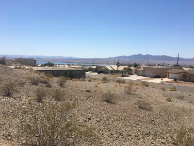 Lake Havasu City Residential Lots & Land For Sale: 3020 Crater Dr