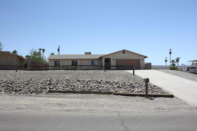 Lake Havasu City Single Family Home For Sale: 1730 Papago Dr