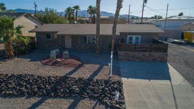 Lake Havasu City Single Family Home For Sale: 120 Seneca Ln