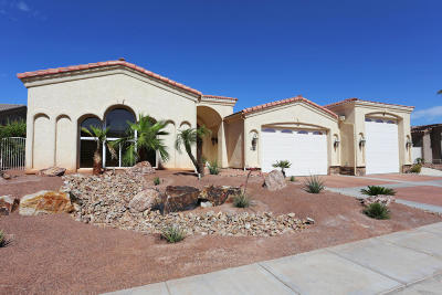 Lake Havasu City Single Family Home For Sale: 1235 Vista Del Lago Loop