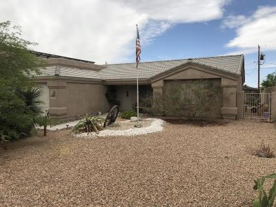 Lake Havasu City Single Family Home For Sale: 3470 Saratoga Ave