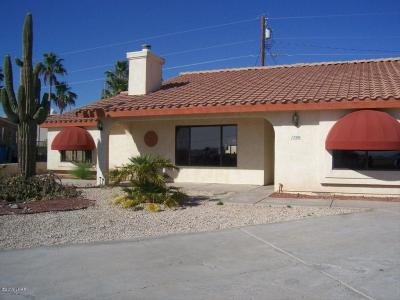Lake Havasu City Single Family Home For Sale: 1799 Fairchild Bay