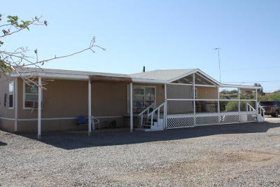 Ehrenberg Manufactured Home For Sale: 15050 Jack Brock Ln