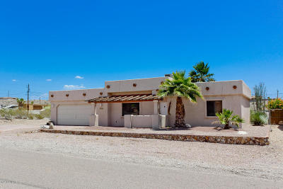 Lake Havasu City Single Family Home For Sale: 2710 Barite Dr