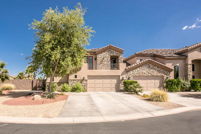 Lake Havasu City Single Family Home For Sale: 704 Malibu Bay