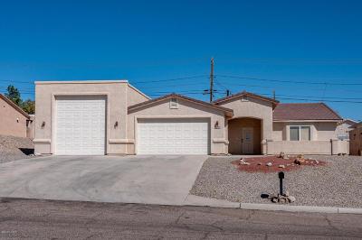 Lake Havasu City AZ Single Family Home For Sale: $359,900