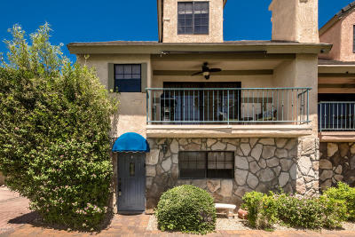 Lake Havasu City Condo/Townhouse For Sale: 1566 Palace Way #18