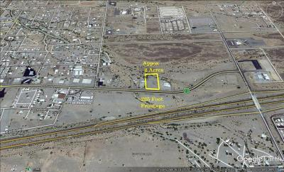 Quartzsite Residential Lots & Land For Sale: 726 E Main St