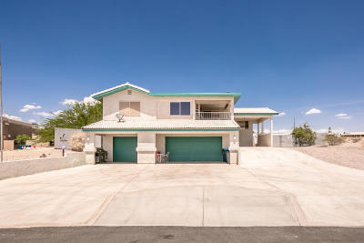 Lake Havasu City Single Family Home For Sale: 1298 Park Terrace Ln