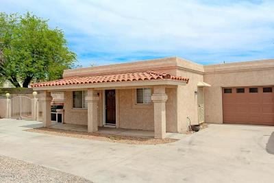 Lake Havasu City Multi Family Home For Sale: 3281 Tomahawk Ln