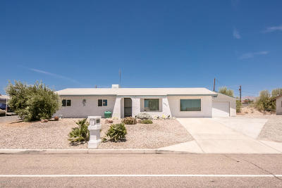 Lake Havasu City Single Family Home For Sale: 880 Empress Dr