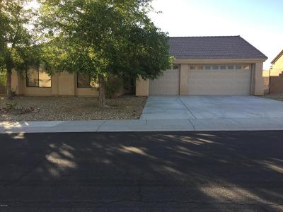 Bullhead City Single Family Home For Sale: 2653 Bella Sera Dr
