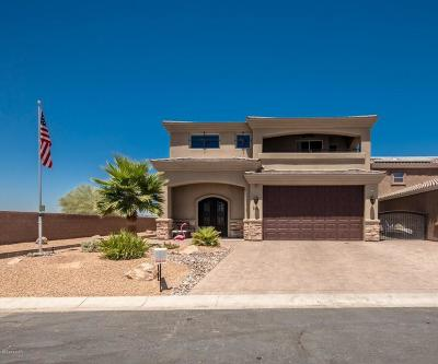 Lake Havasu City Single Family Home For Sale: 656 Grand Island Dr