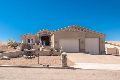 Lake Havasu City AZ Single Family Home For Sale: $439,000
