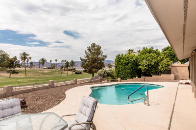 Lake Havasu City AZ Single Family Home For Sale: $495,000