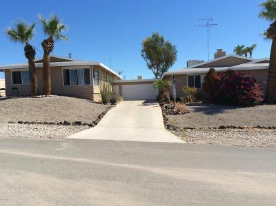 Lake Havasu City Multi Family Home For Sale: 2531, 2541 Fremont Dr