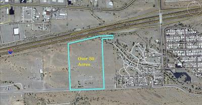 Quartzsite Commercial For Sale: 600 Kuehn St