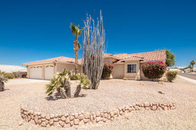 Lake Havasu City Single Family Home For Sale: 2349 E Chelsea St