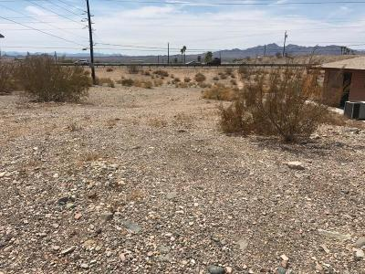 Lake Havasu City Residential Lots & Land For Sale: 1365 Tanqueray Dr