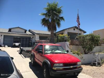 Lake Havasu City Single Family Home For Sale: 1340 Park Terrace Ave W