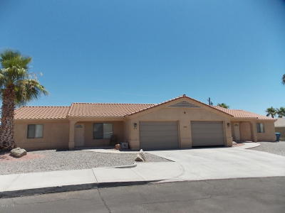 Lake Havasu City Multi Family Home For Sale: 2390 Cloverlawn Dr