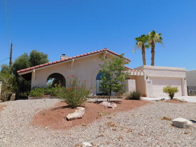 Lake Havasu City Single Family Home For Sale: 2455 Camino Ln