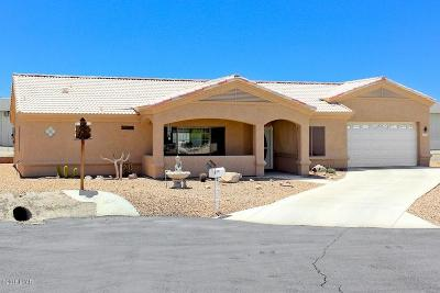 Lake Havasu City Single Family Home For Sale: 1280 Bombay Pl
