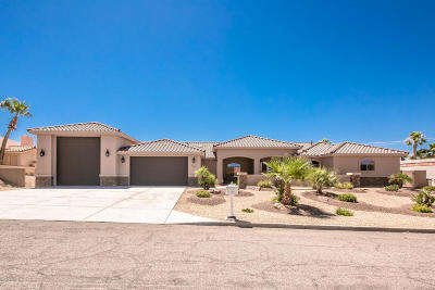 Lake Havasu City Single Family Home For Sale: 2510 Lema Dr
