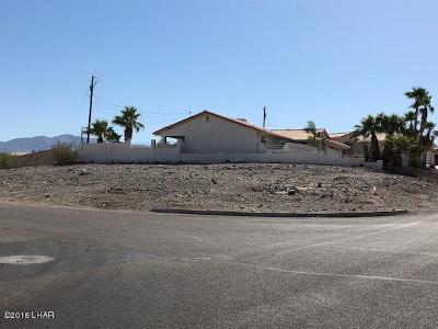 Lake Havasu City Residential Lots & Land For Sale: 2169 Barranca Dr